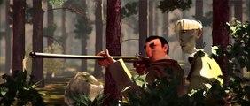CGI 3D Animated Short HD: JAGD by Team JAGD