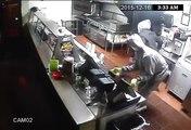Des voleurs tournés en ridicule par une société de Tacos