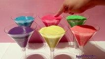 sponge bob Learn Colours with Play Doh Ice Cream! Sponge Bob Frozen Olaf Sofia Toys funny