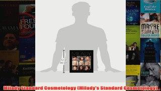 Milady Standard Cosmetology Miladys Standard Cosmetology