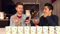 Défi du cocktail étrange (Mahdi Ba & PL Cloutier) #humour #alcool #challenge