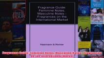 Fragrance Guide Feminine Notes Masculine Notes  Fragrances on the International Market