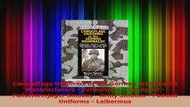 Read  Camouflage Uniforms of the German Wehrmacht Manufacturers  Zeltbahnen  Headgear  EBooks Online