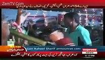 Javed Chaudhary Trolls Zaeem Qadri Over NA-154 Defeat - Watch Zaeem Qadri's Reaction