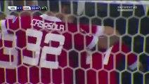 Daniel Bessa Goal Italy  Serie B - 23.12.2015, Spezia Calcio 0-1 Calcio Como