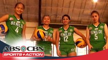The Score: CSB lady spikers