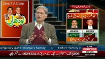 Aitzaz Ahsan Speaks Against His Party For Bisma