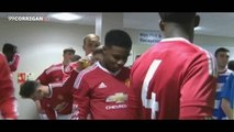 Manchester United vs QPR 22.12.2015 FA Youth Cup