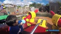 LEGOLAND Parc dAttractions pour les enfants de la Famille dAmusement aire de Jeux Enfants Jouer Centre Ryan ToysRevie