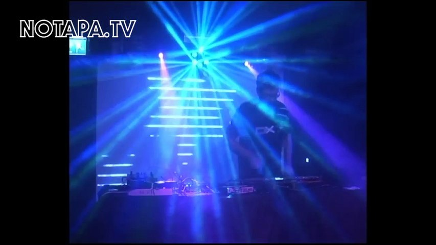 NOTAPA#X-TRA - X-MAS PARTY. The Blaxploited Orchestra feat Memphis(live) + Robert Calvin (live) (8)