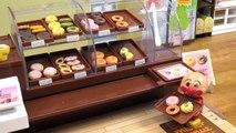アンパンマン おもちゃアニメ ドーナツをお家に配達❤ミスタードーナツ Toy Kids トイキッズ animation anpanman