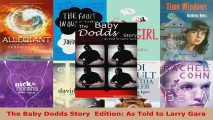 The Baby Dodds Story As Told to Larry Gara