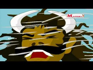 Krishnan Leelai (Part 2) - Tamil Animation Video for Kids