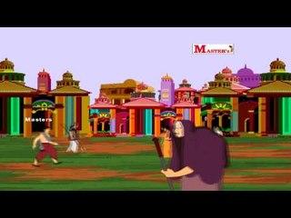 விக்கிரமாதித்தன் கதைகள் - திரைசீலை சொன்ன கதை (Vikramadhithan Kathaigal)