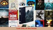 PDF Download  Lost City of the Incas PDF Full Ebook