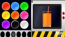 Des couleurs pour les Enfants à Apprendre avec des Oeufs de Pâques de la Peinture lavable en Couleurs pour les Enfants à Apprendre