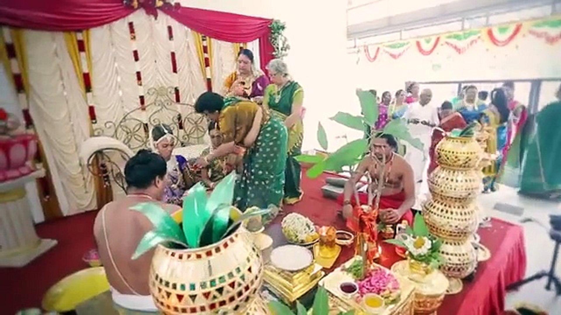 Singapore Cinematic Indian Wedding 2014 - Balamurugann & Logashriibavani