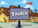 Phineas and Ferb 100th Backyard Adventure - Disney Channel Asia