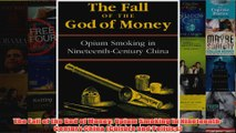 The Fall of the God of Money Opium Smoking in NineteenthCentury China Culture and