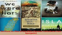 Read  Sermons on Men of the Bible Sermon Collections from Spurgeon Ebook Free