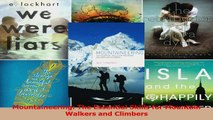 Download  Mountaineering The Essential Skills for Mountain Walkers and Climbers PDF Free