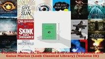 PDF Download  Plutarch Lives IX Demetrius and Antony Pyrrhus and Gaius Marius Loeb Classical Library PDF Full Ebook