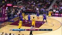 LeBron James Full Highlights 2015.12.23 vs Knicks 24 Pts, 9 Rebs, 5 Assists