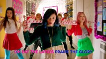 Make It Pop - 'Deck the Halls' Official Karaoke Version - Nick