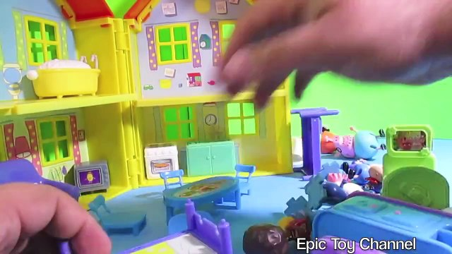 PEPPA PIG [Parody] Doc McStuffins, Peppa Pig & Doc McStuffins Toy Video by EpicToyChannel