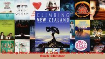 Download  Climbing New Zealand A Crag Guide for the Travelling Rock Climber Ebook Free