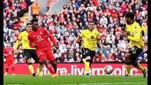 Liverpool vs Aston Villa: 3 2, Rudy Gestedes two goals for Villa