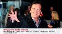 """Quentin Tarantino : """"L'ultra-violence est à la fois drôle et cathartique"""""""