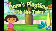 Dora The Explorer - Dora Babysitting & Farm Helping Dora Games for Kids