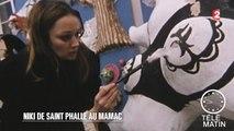 Régions - Nice : Niki de Saint Phalle au MAMAC - 2015/12/24