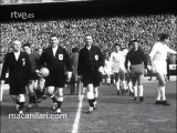 14.02.1957 - 1956-1957 European Champion Clubs' Cup Quarter Final 1st Leg Real Madrid 3-0 OGC Nice