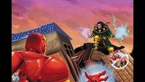 Lego Marvel Ironman superhero iron Man 3 Origins Marvel Dc Heroes