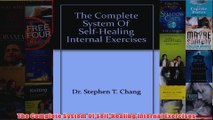 The Complete System Of SelfHealing Internal Exercises