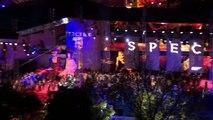 Spectre Mexico Premiere Red Carpet - Daniel Craig, Lea Seydoux, Monica Bellucci, Christoph