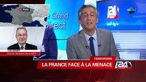La France face à la menace terroriste avec Yves Bonnet, ancien directeur de la DST