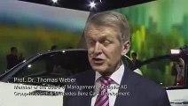 Mercedes-Benz TV - Detroit Auto Show - Mercedes-Benz introduces SUV Coupé and C-Class Hybrid.