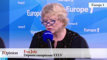 Déchéance de nationalité - Eva Joly : « Hollande va perdre son âme et les élections en 2017 »