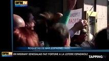 Un migrant sénégalais fait fortune à la loterie espagnole (vidéo)