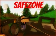 Safezone in Seattle (Unturned Multiplayer)