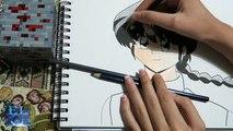 [LC] Speed Art (Coloring): Ranma Saotome - Ranma 1/2 (By Chiara)