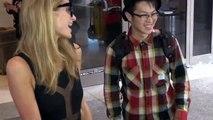 Paris Hilton Looking Sexy, Wearing Boyfriends Watch At LAX