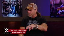 WWE Network: HBK recounts early backstage encounters with The Undertaker on Legends with JBL
