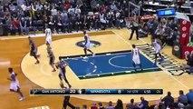 San Antonio Spurs vs Minnesota Timberwolves - Full Game Highlights - December 23, 2015 - NBA 2015-16 Season