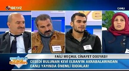 Ebru Gediz ile Yeni Baştan 24.12.2015 2.Kısım