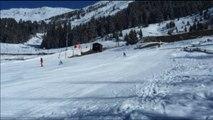 Top Mini Chute de ski - Petites glissades