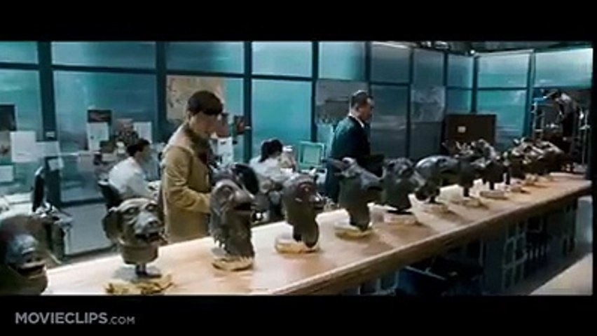 hollywood Movies 2015 - Chinese Movies - CHINESE ZODIAC Full Movie ep9 | Godialy.com